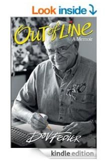 The Kindle edition of Out of Line is now available for download from Amazon.