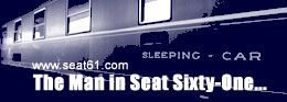 The man in seat 61 - The best source or information about train trips around the world