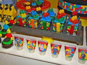 Leka Personalizados: LEGO PARA O HENRIQUE
