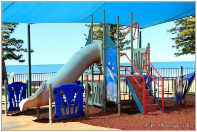 Suttons Beach Park, Suttons Beach Redcliffe