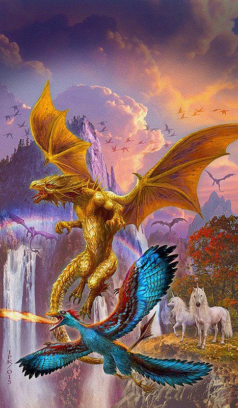 Jan Patrik Krasny - sci-fi and fantasy book covers gallery