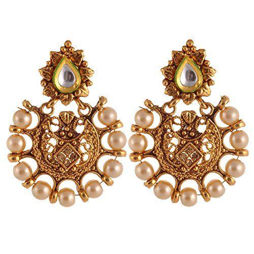 Ddivaa Antique Look Indian Bollywood Gold Plated Party We... https://www.amazon.com/dp/B073S143ZM/ref=cm_sw_r_pi_dp_x_6jwbAbD26JM62