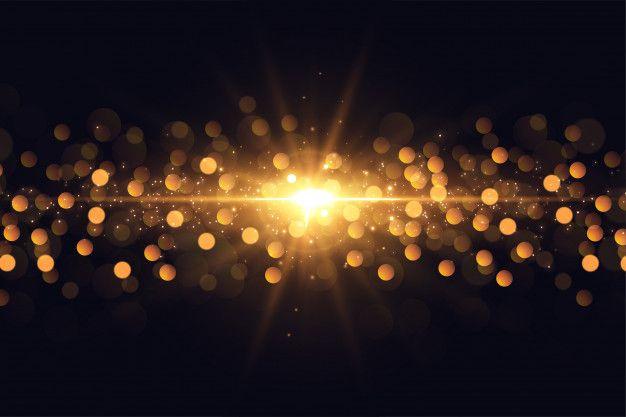 Destello De Luces Brillantes Destellos D Free Vector Freepik Freevector Fondo Navidad Circulo Luz Fondo Dorado Destello Luz Brillante