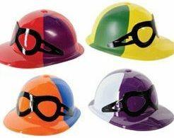 Plastic Jockey Helmet