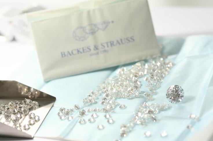 Ideal cut diamonds - the heart of our expertise – Discover more on www.backesandstrauss.com