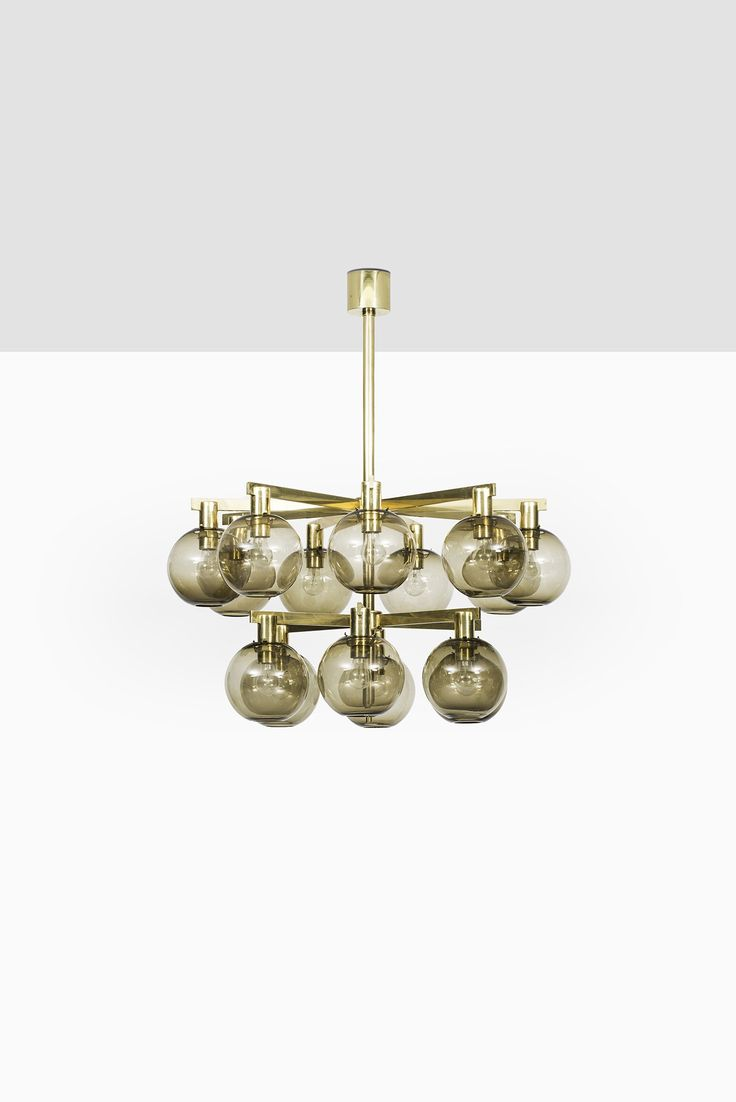 Hans-Agne Jakobsson ceiling lamp model Pastoral at Studio Schalling