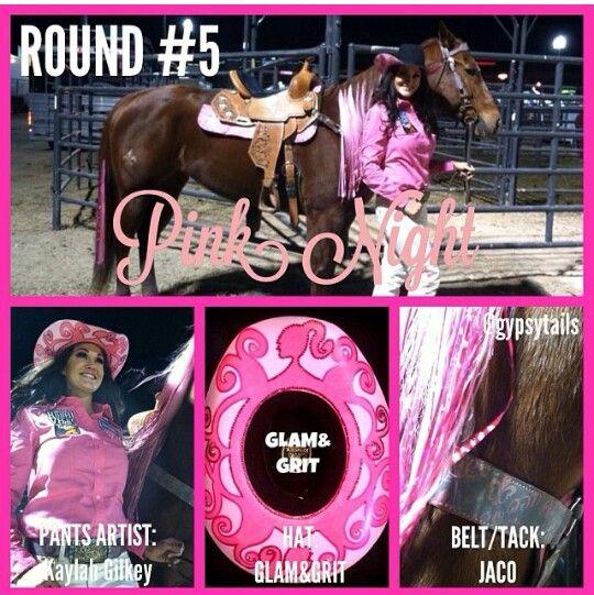 Fallon Taylor NFR - pink
