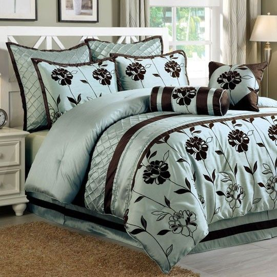 Christina 8 Piece Comforter Set 8999 at Annas Linens