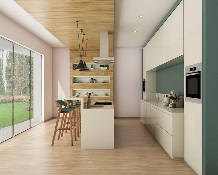 My Kitchen :) - Design by @megadiasumantri