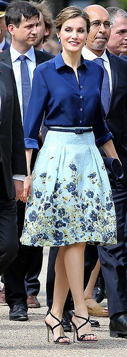 256 best Letizia Ortiz images on Pinterest | Queen letizia, Princess ...