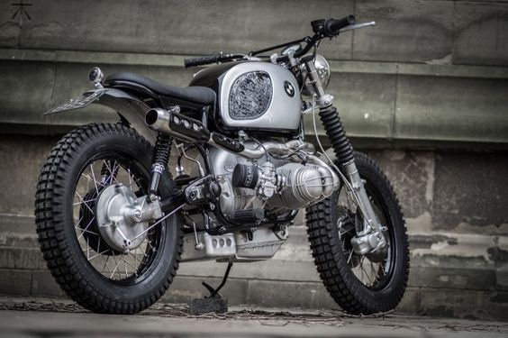 Down Out BMW Scrambler Very best BMW-Scrambler i've ever seen!