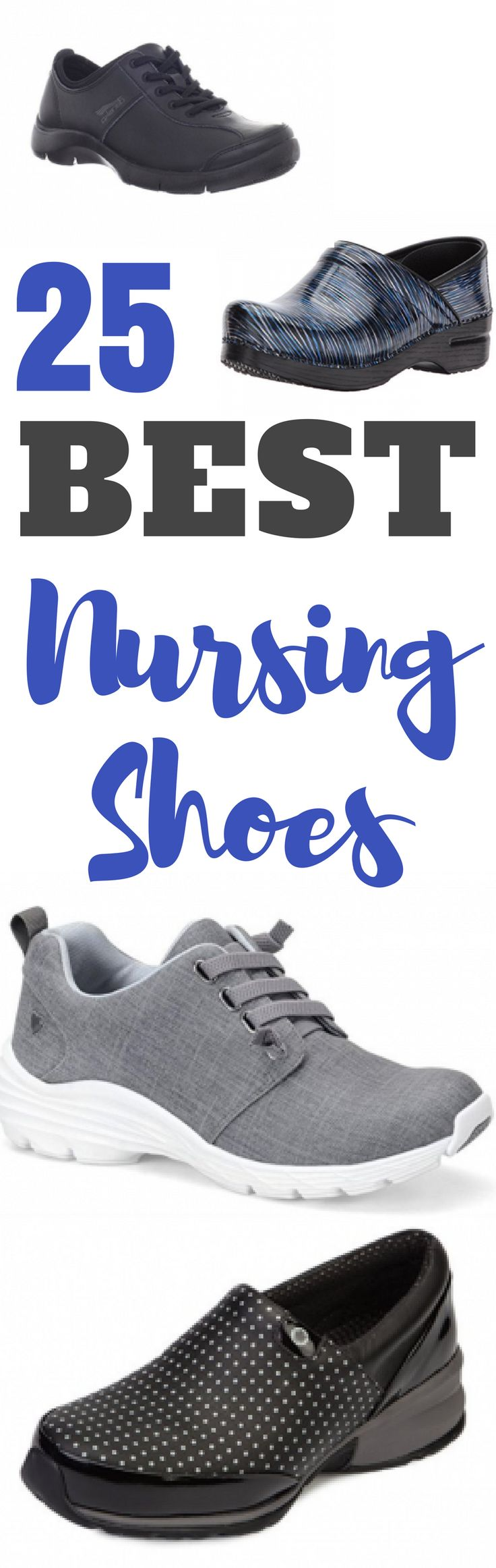 If you're a nurse, you absolutely need something special to wear on your feet, whether it's cute white nursing shoes, crocs for nurses, or even wide width nursing clogs. In general, you need something high-quality, comfortable and water-resistant. Your shoes will have to hold up under tons of use, feel good after a long shift, and be safe to wear around spills or when you run down the halls. And for some nurses, having an attractive shoe is just as important as having a practical one —…