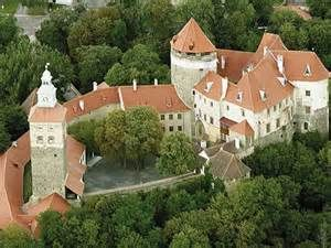 Burg Schlaining is a castle located in Stadtschlaining in the Austrian state of Burgenland.