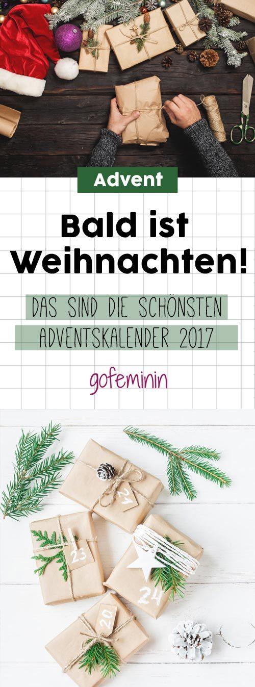 Ein Adventskalender darf zu Weihnachten nicht fehlen! Entdecke die schönsten Kalender in diesem Jahr.