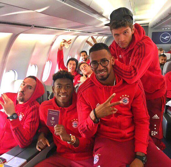 Fonte:Thomas Müller FC Bayern