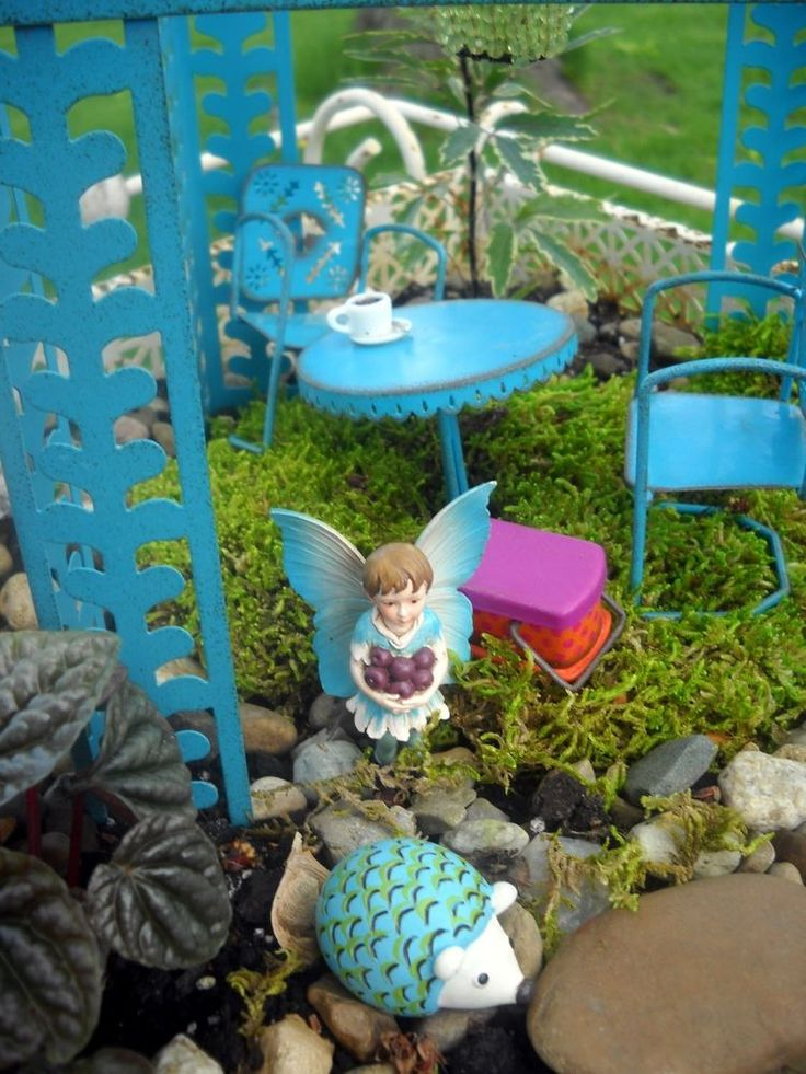 40 best images about Gypsy fairy garden on Pinterest ...