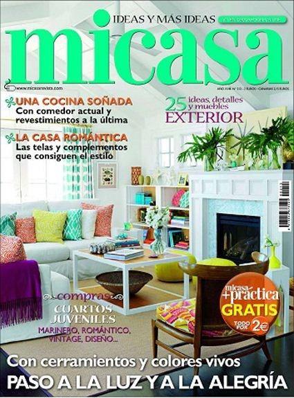 Micasa Magazine - June 2012