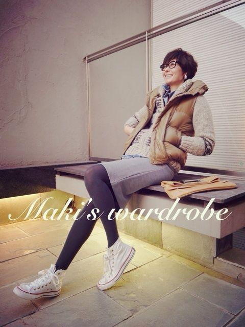 田丸麻紀『Maki's wardrobe』