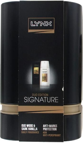Lynx Signature Cologne & Deodorant Gift Set - MNB Variety Imports