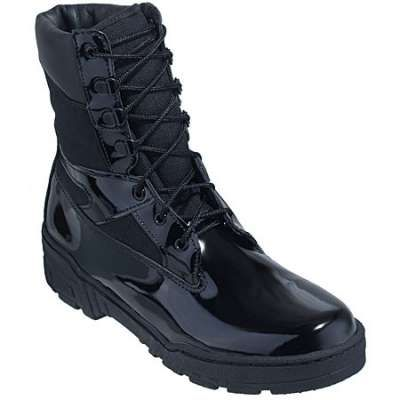 Thorogood Boots: Men's 831-6823 Black USA-Made Slip-Resistant Work Boots - Thorogood Boots - Brands