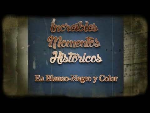INCREIBLES MOMENTOS HISTORICOS EN BLANCO-NEGRO Y COLOR | Yei Palmezano TV - VER VÍDEO -> http://quehubocolombia.com/increibles-momentos-historicos-en-blanco-negro-y-color-yei-palmezano-tv    Suscribete a mi canal:  Sigueme en mis redes sociales: – Instagram: @yeipalmezanotv – Fanpage en Facebook: – Grupo en facebook: Pagina web:  – Twitter: twitter.com/yeipalmezanotv – Correo de contacto: pablo.camargo26@gmail.com Si el video te gusto dale lik