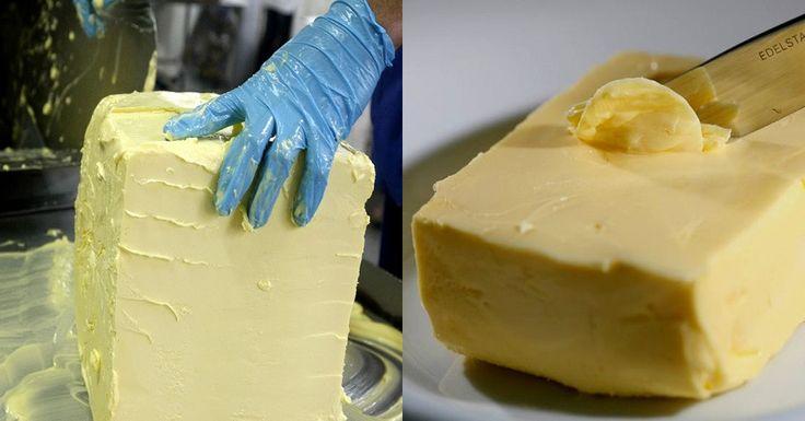 Udělejte si výborné domácí máslo za 30 minut!