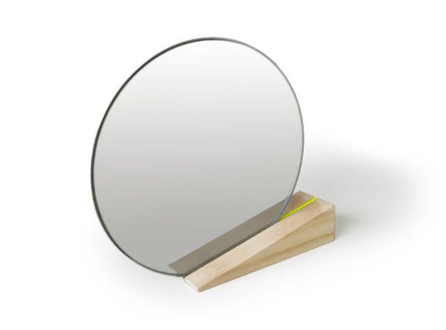 Thelermont Hupton - Accessories & Furniture Design - On The Edge Mirror