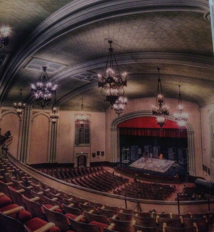 Image result for topeka high school auditorium