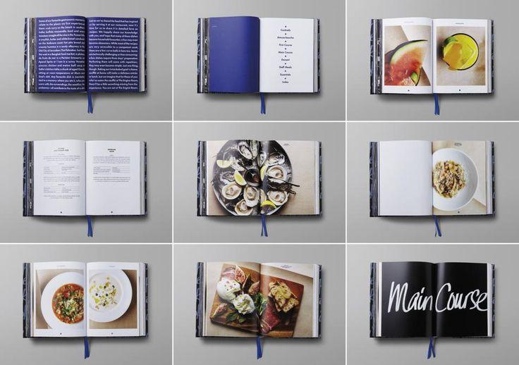 Best Awards - Alt Group. / The Engine Room Cookbook