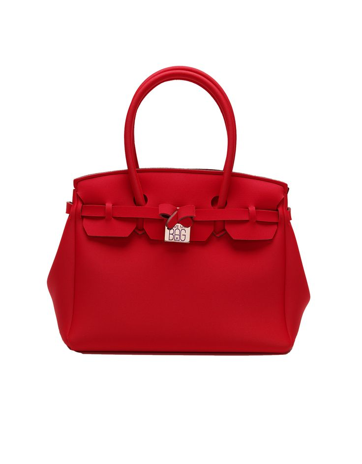 Save My Bag Lycra Icon Handbag in Coccinella