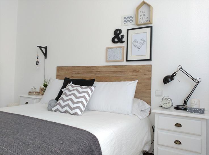 Las 25 mejores ideas sobre cabecero de chico en pinterest for Habitaciones decoracion nordica