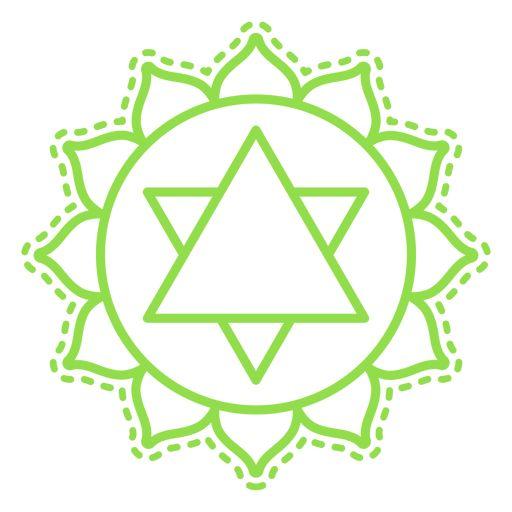 Collection Of Yoga People Logo Design Templates: Chakra Anahata Icon #AD , #Ad, #spon, #icon, #anahata