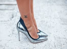 Image result for chanel tattoo