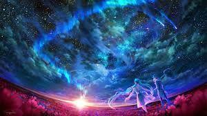Image result for landscape anime background