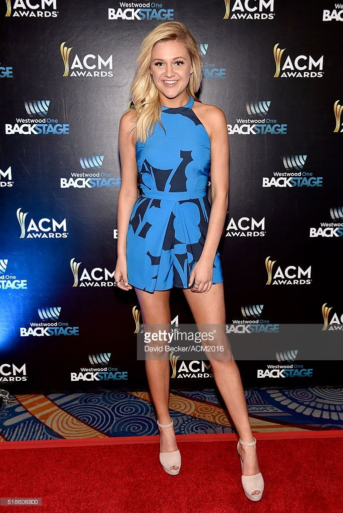 Singer/songwriter Kelsea Ballerini attends Westwood One Presents #WWOBackstage @ 51st ACMs at MGM Grand Garden Arena on April 1, 2016 in Las Vegas, Nevada.