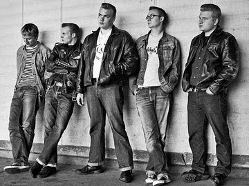Image result for greaser style