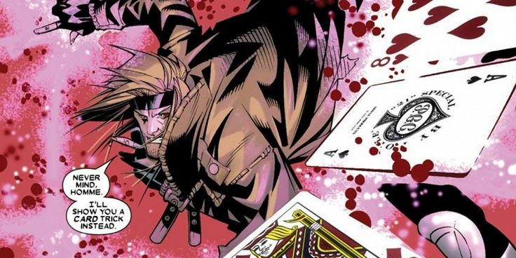 Remy LeBeau Gambit 2016 X Men: 10 Facts About Gambit You Need to Know