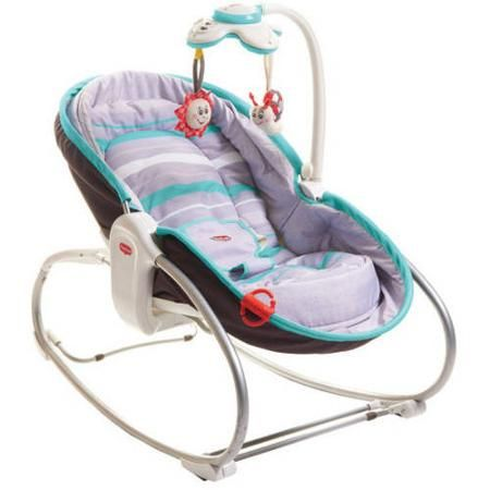 Tiny Love 3-in-1 Rocker Napper, Turquoise