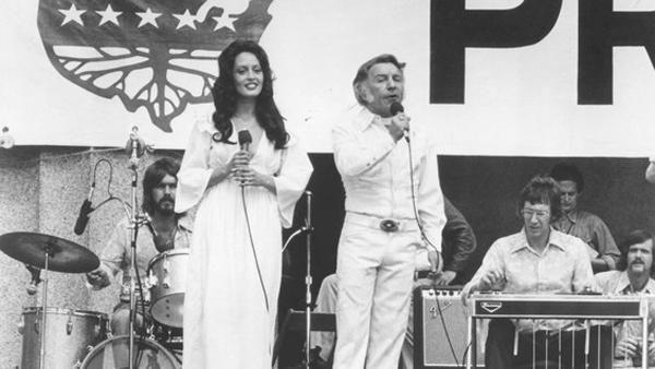 'Nashville,' 1975, directed by Robert Altman.