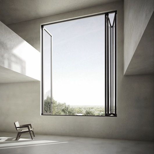 :O I would love a window like this...