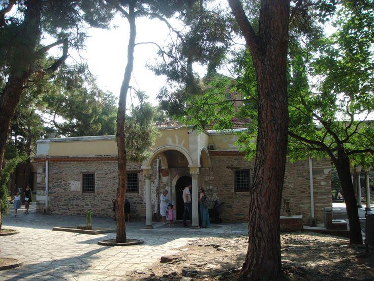 Thessaloniki : Vlatadon Monastery