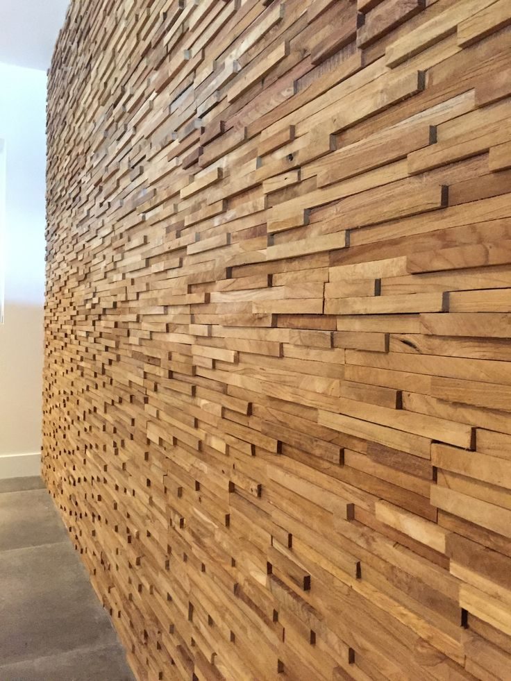 Fijne structuur Woodpanels