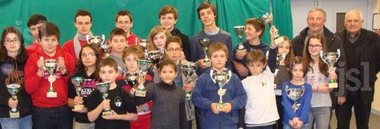 Chauffailles   Échecs et dames : réussite du championnat des jeunes - Le Journal de Saône et Loire