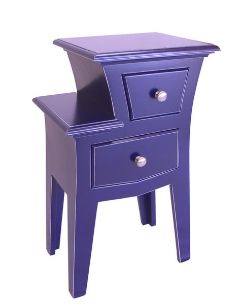 Table no 2 bedside or end table products fun and tables for Funky bedside tables