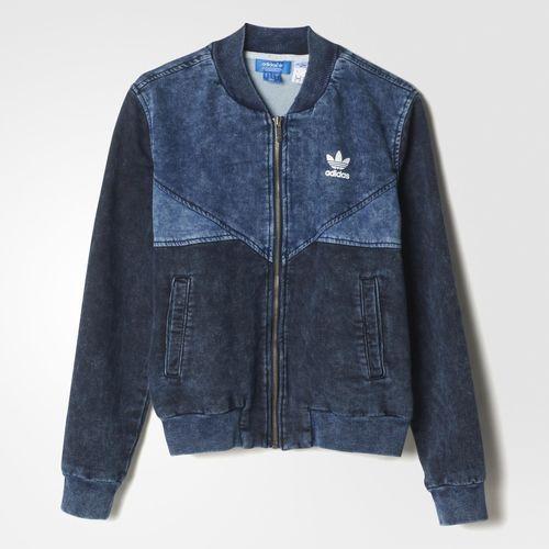 adidas - Veste Denim Colorado Mid Vintage Blue Dnm S19689