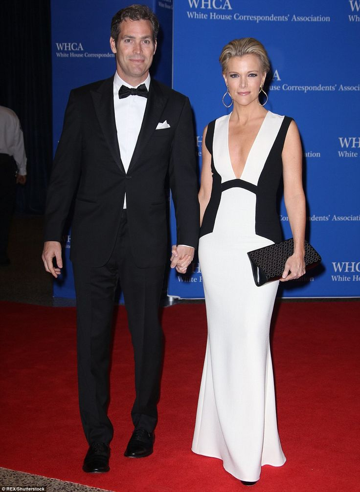 Fox's Megyn Kelly and her husband Douglas Brunt were at the star-studded bash, but Donald ...