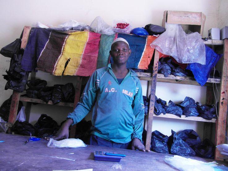 Samba, selling the dyes