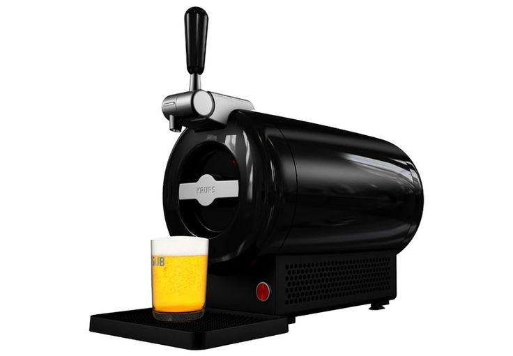 Marc Newson's latest draft beer machine is shaped like a Mac Pro