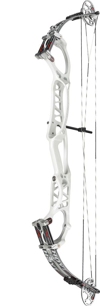 Hoyt Pro Comp Elite Xl Compound Bows - HOYT.com  -double limb -sleek cam -creative and strong patterned structure