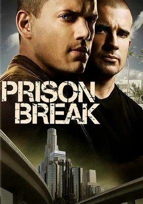 Prison Break (2005) es una pelicula en netflix que está muy interesante y suspenso